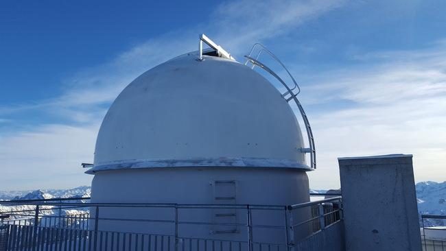 Пик дю Миди или къде се крие най-високият планетариум?