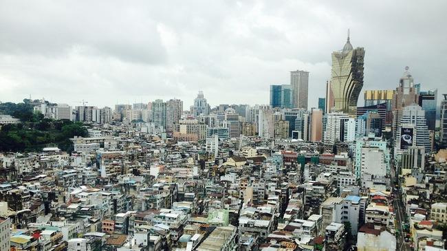 Макау – град на много религии и казина