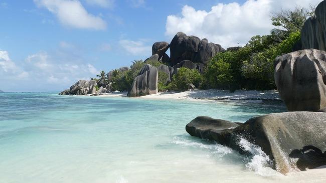 Ла Диг - един малък приказен остров на Сейшелите