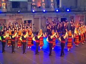 """Ансамбъл """"Тракия"""" с уникален концерт-спектакъл с вход свободен на Античния театър"""