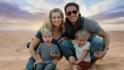 Мъжът, който продаде всичко и започна да пътува по света със семейството си