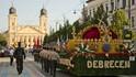 Парадът на цветята в Унгария (видео)