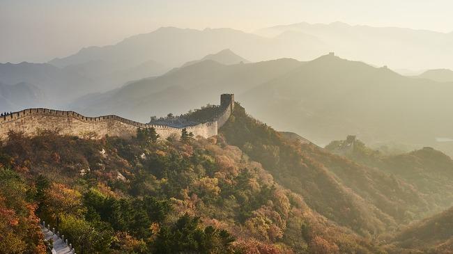 Функцията на Великата китайска стена