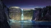 Първият подземен хотел в света отваря врати!