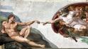 Създадоха реплика на фреските от Сикстинската капела