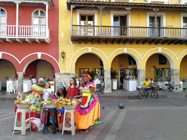 Колумбия – земята на вечната забава с опция за Аруба