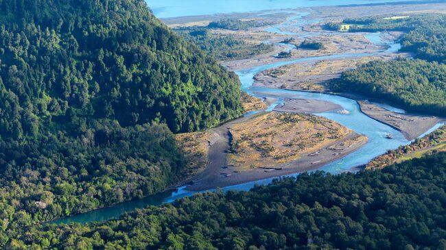 Нов пешеходен маршрут в Чили обединява 17 национални парка!