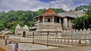 Храмът, който пази зъба на Буда