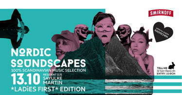 NORDIC SOUNDSCAPES - LADIES FIRST