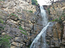"""Водопад """"Под камико"""" - омайности из Искърското дефиле"""