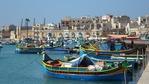 Маршалок – малтийското селище с шарените лодки
