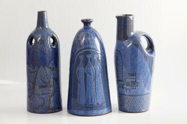 Показват уникални произведения на Кралицата на глината Йова Раевска