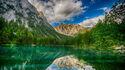 Един австрийски парк, който се превръща в езеро