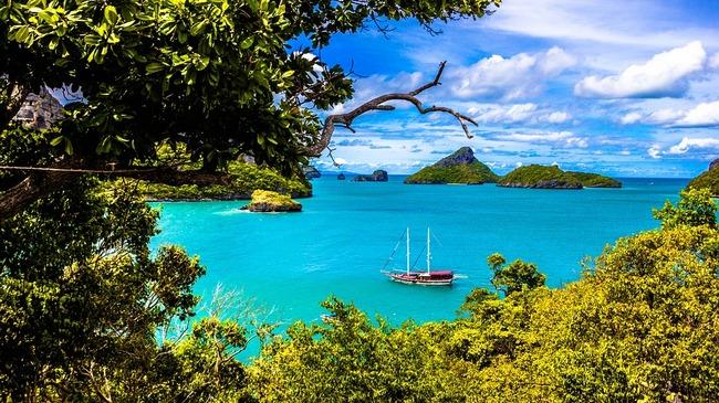 Анг Тонг – едно райско кътче в Тайланд