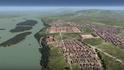 Вижте възстановката на древен римски град край Виена (видео)