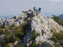 Вижте най-атрактивния маршрут за катерене на Балканите!