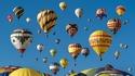 Международният ден на балоните в Ню Мексико (видео)