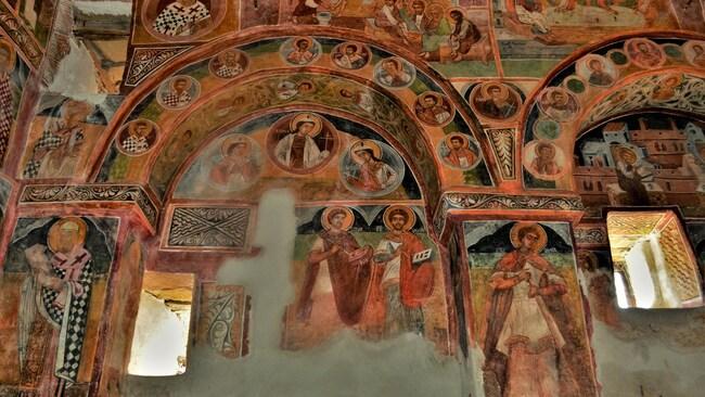 История за възход и разруха – Билинският манастир