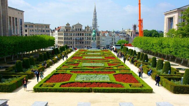 Хълмът на изкуствата в Брюксел
