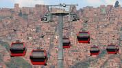 Столицата, в която хората се придвижват с лифт