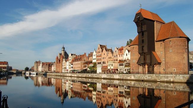 Труймясто – три града на полския бряг на Балтийско море
