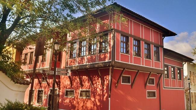 Вижте коя е най-старата къща в Стария град в Пловдив