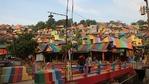 Кампунг Пеланги – шареното индонезийско селце (снимки)