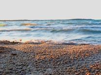 Вижте този плаж, покрит с пуканки