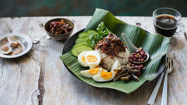 10 традиционни храни от Малайзия, които да опитате