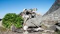 Рупкунд - мистериозното езеро със стотици скелети