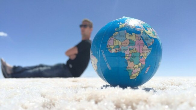 Да напуснеш работата си и да станеш милионер, пътувайки