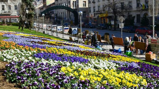 Събития във Велико Търново за празника на град