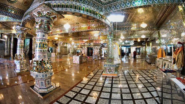 Стъкленият храм в Малайзия