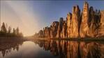 Пътувай от креслото: Стълбовете на Лена – из приказната природа на Сибир