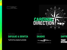 Melformator представя Cardinal Direction