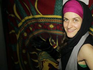 Златина Толева: Театърът на сетивата е урок по доверие