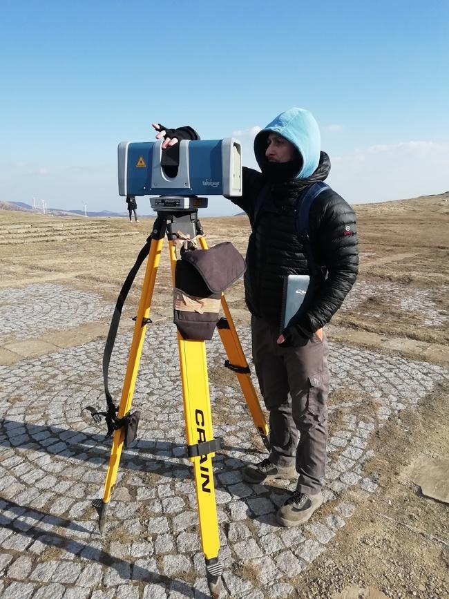 Правят триизмерно заснемане на Паметника на Бузлуджа