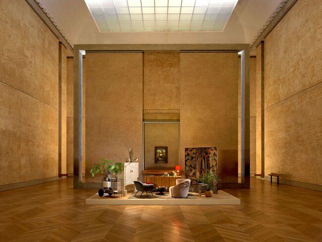 Лувърът се превръща в уникален дом за една нощ