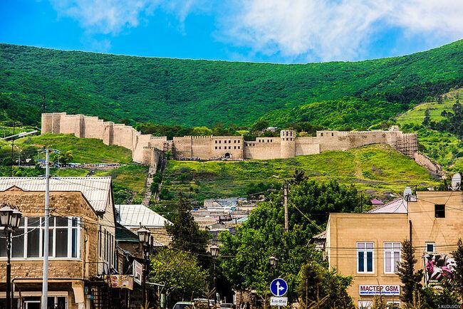 Дербент - най-старият руски град