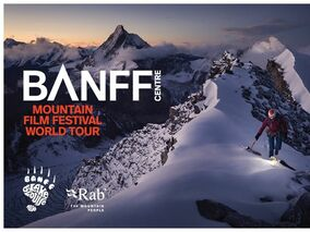 Banff Centre Mountain Film Festival (трейлър)