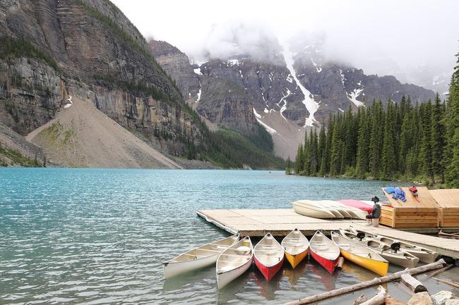 5 места в Канада за прекрасни снимки