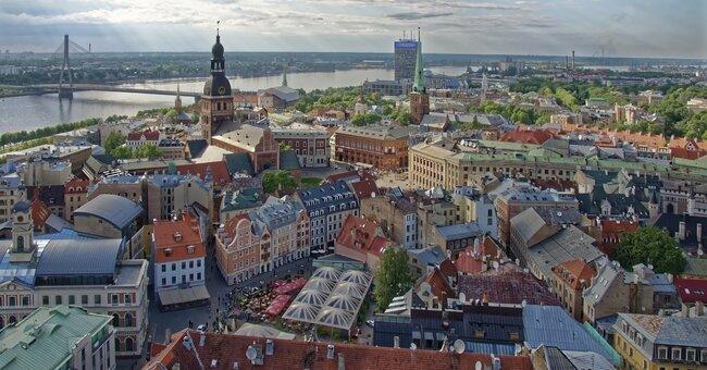 3 красиви градчета в Латвия