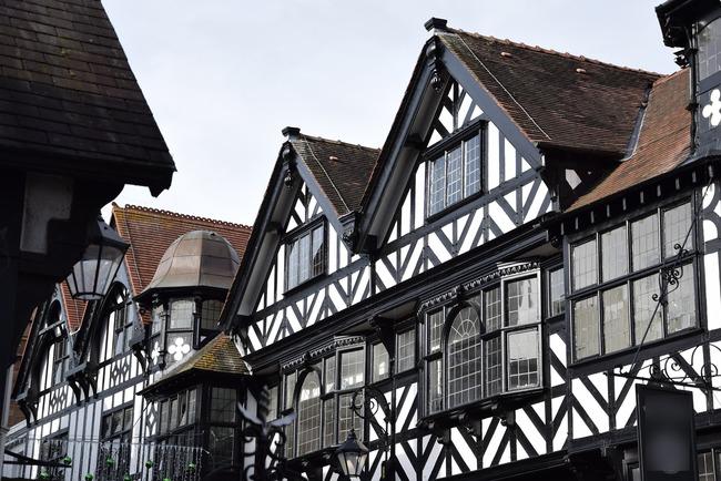 Честър – уникалното наследство на Англия
