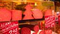 В Мюнхен по Коледа и саламът е във форма на елха