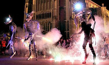 Карнавал в Мадрид