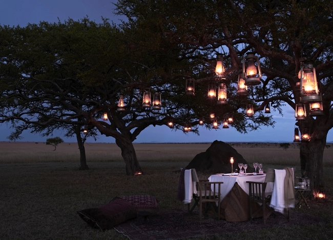 10 екзотични места за любов